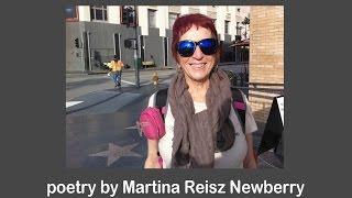 PANTOUM FOR MY CITY, by Martina Reisz Newberry