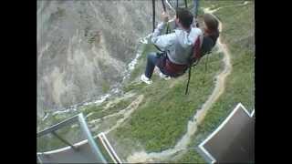 World's Biggest Swing - Nevis Swing New Zealand