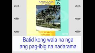 Mahal Na Mahal Kita By Bukros Singers (With Lyrics)