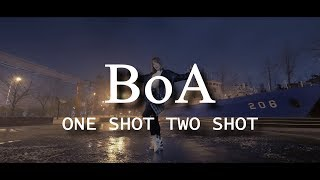 [K-pop] BoA 보아 - ONE SHOT, TWO SHOT Full Cover Dance