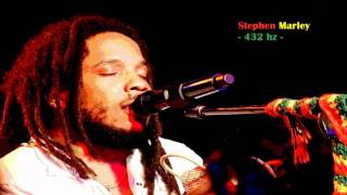 "Stephen Marley (ft. Damian ""Jr. Gong"" Marley) - The Traffic Jam - A=432hz"