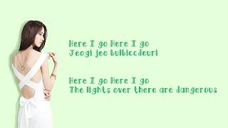 Girls' Generation SNSD (소녀시대) - Green Light Color Coded Lyrics [Eng Sub & Rom]