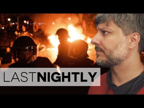 #WelcomeToHell Hamburg G20 Protests (LAST NIGHTLY №51)
