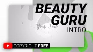 Beauty Guru Intro – how to make James Charles' intro with iMovie