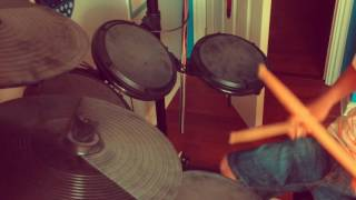 Twenty One Pilots - Stressed Out(Tomsize remix) - Drum cover | DhruvTheDude79