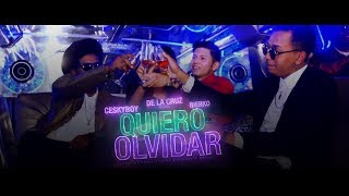 Quiero Olvidar - De La Cruz (Feat. Ceskyboy & Bierko) (Video Oficial)