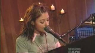 Stacie Orrico- Strong Enough  live AOL Sessions