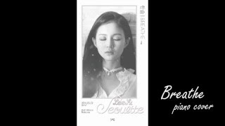 Breathe - Lee Hi (Piano cover)