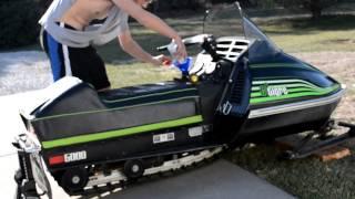 Always use Sea Foam in a snowmobile - Watch till end for