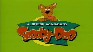 A Pup Named Scooby Doo: Monsters