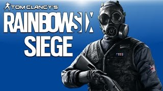 Rainbow Six Siege  - (Two Full matches!) Saving Lives!