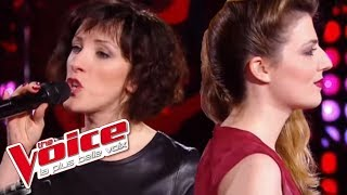 The Voice 2016 | Isa Koper VS Alcidia - L'Envie (Johnny Hallyday) | Battle