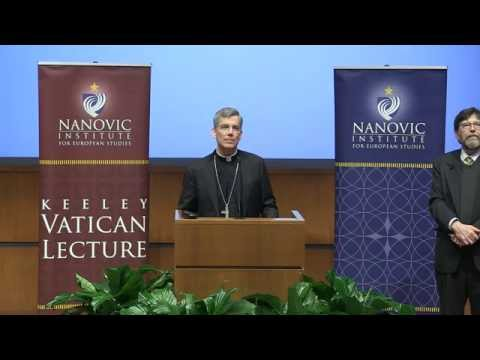"""2015 - """"The Catholic Church in Ireland and Pope Francis: Legacy and Transformation"""""""