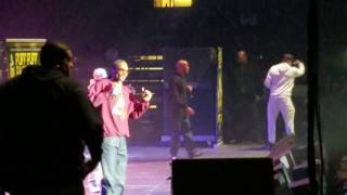 Ain't No Fun - Snoop Dogg, Warren G, Kurupt - Live