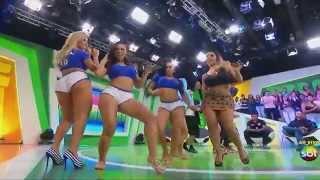 Livia Andrade Mulher Melão e Outras Gostosas dançando Funk 1080p