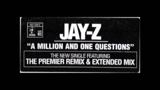 Jay Z - A Million and One Questions Instrumental (produced by DJ Premier)