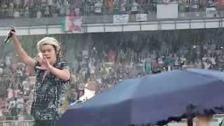 One Direction-Rock Me (live Torino) 6 luglio 2014.