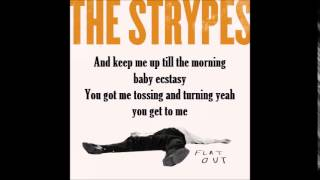 Eighty-Four - The Strypes   Lyrics