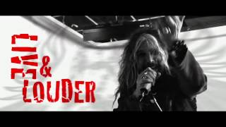 """The Dead Daisies - Snippet from """"Live & Louder"""""""