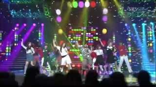 T-ara - Roly Poly (SBS Inkigayo 110828) Live HD