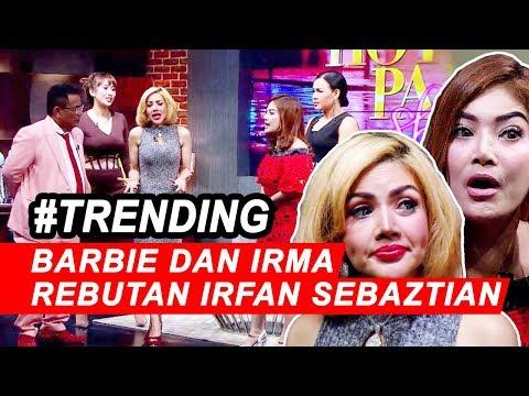 Download Video Barbie Kumalasari Digendong Irfan, Irma Darmawangsa: Teman Ga Tahu Diri Part 2B - HPS 06/11
