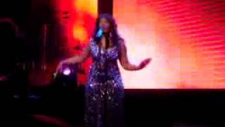 Donna Summer I Feel Love Live in Paris July 7th 2009