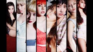 (Requested) How would SNSD sing - SEVENTEEN Crazy in Love
