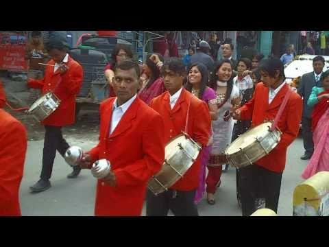Wedding in Nepal , slub w Patanie,Nepal