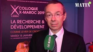 Eric Labaye : «Nous avons plusieurs partenariats avec des universités marocaines»