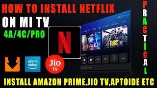 Jio Tv Install