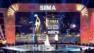 SIIMA 2016 Best Debutant Male Tamil | GV Prakash - Darling