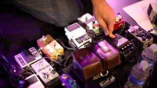 John Mark McMillan talks about JHS Pedals