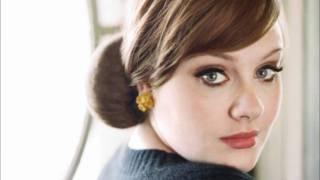 Adele Painting Pictures (w /lyrics)
