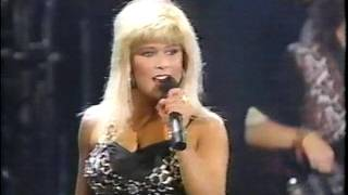 1989 - Samantha Fox 'I Only Wanna Be With You' width=