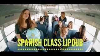 Spanish Class 'Bajo el Mismo Sol' Lip Dub, Reedsburg Area High School, WI