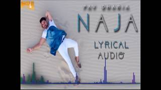 NaJa | Full Lyrical Song | Pav Dharia | Latest Punjabi Songs | White Hill Music