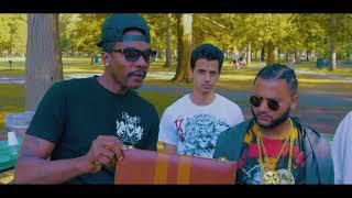 GOLDEN CHAIN - KHOKKA BABA FEAT PdollarM Official Music Video