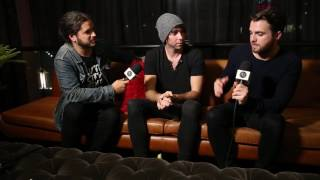 """All Time Low's Rian & Alex on Tegan & Sara and the """"Last Young Renegade"""" Music Videos"""
