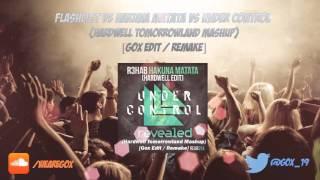 R3hab - Hakuna Matata (Hardwell Tomorrowland Mashup) [Gox Edit | Remake]