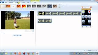 Como tirar o som de um video usando Windows Live Movie Maker