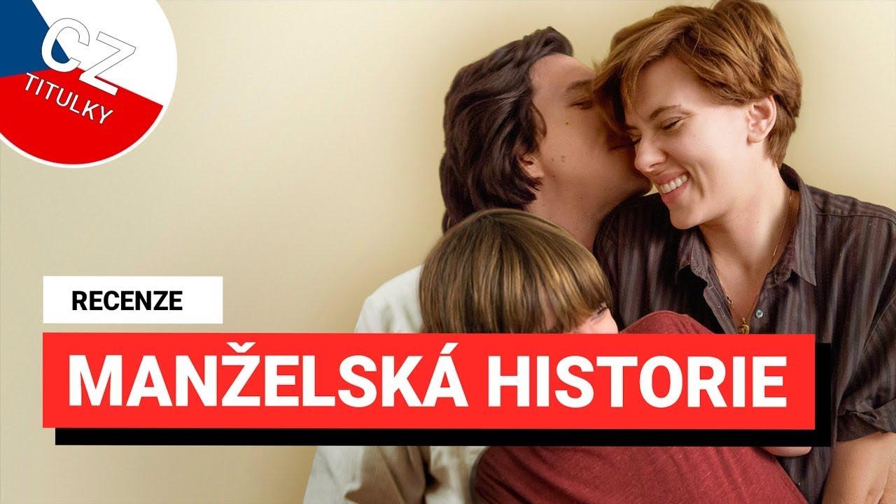 RECENZE: Manželská historie je oscarový favorit Netflixu
