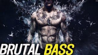 WORKOUT MOTIVATION MUSIC 💣 BRUTAL BASS #4