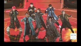 방탄소년단 (BTS) intro + 아이돌 IDOL (국악 Ver.)[4K 60P RAW 직캠]@181201 락뮤직