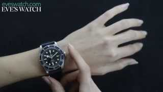 Tudor Heritage Black Bay Review - Eve's Watch