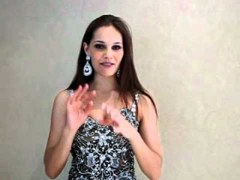 Nicole Flint's Miss World Preparations | Miss South Africa 2009