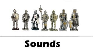 Armor Sound Effects All Sounds
