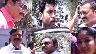 పవన్ వెంటే  తెలుగు  ఫిలిం ఇండస్ట్రీ | TFI Supporting To Pawan Kalyan | Allu Arjun | Ram Charan