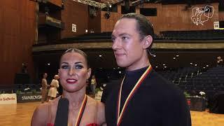 2017 ITV Smolko - Bazykina, Latvia   DanceSport Total