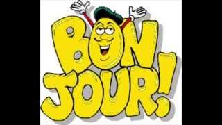 Bonjour mes amis (débutant) French song