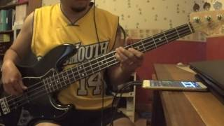 Are You Gonna Go My Way by Lenny Kravitz (Bass Cover)
